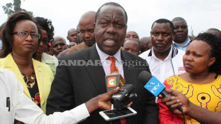 Matiang'i caught on tape threatening to unleash militia    https://t.co/W8IfXIQlAY #GetTheWholeStory ^RR https://t.co/NPxdojYaU2