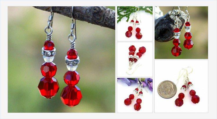 Mega sparkling Swarovski #Santa #earring for the #Christmas #holidays! #handmade #Indiemade   https://www. shadowdogdesigns.com/product/santa- christmas-earrings-handmade-swarovski-crystal-holiday-jewelry-siam-red?tid=7 &nbsp; … <br>http://pic.twitter.com/MyJ7gCrFWa
