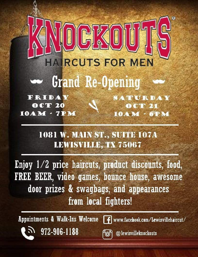 Knockouts Lewisville Knockoutslew Twitter