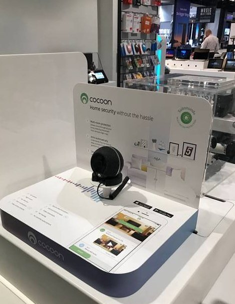 You can now purchase Cocoon&#39;s #smarthome #security in @Selfridges on London&#39;s bustling @OxfordStreetW1<br>http://pic.twitter.com/GtHYufhl6V