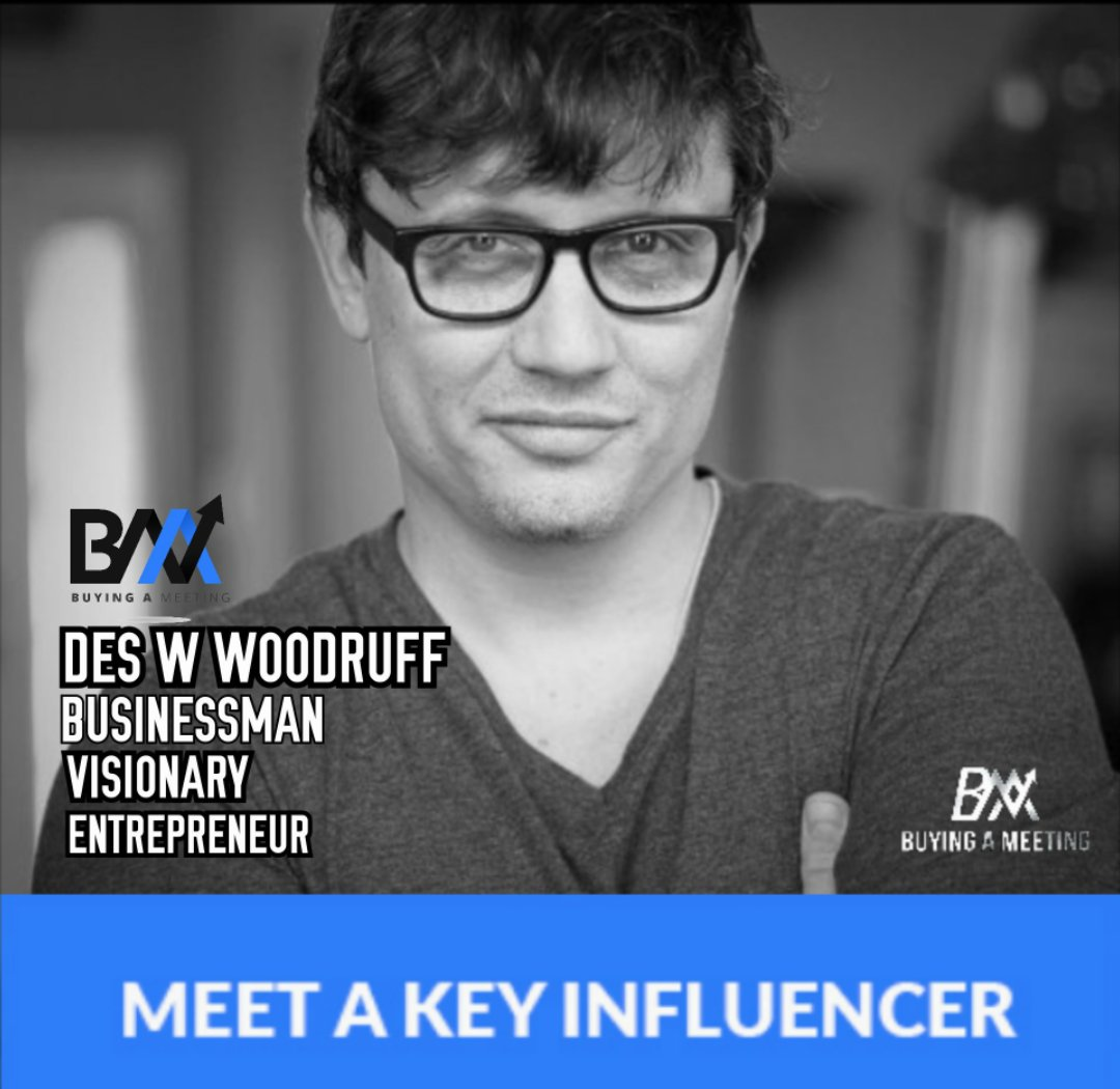 Looking for a #Mentor ? Meet @DesWoodruff  #Entrepreneur #Businessman #Visionary #10X #innovation #Indianapolis #WednesdayWisdom  #BizDev <br>http://pic.twitter.com/b0ms3O5QSI