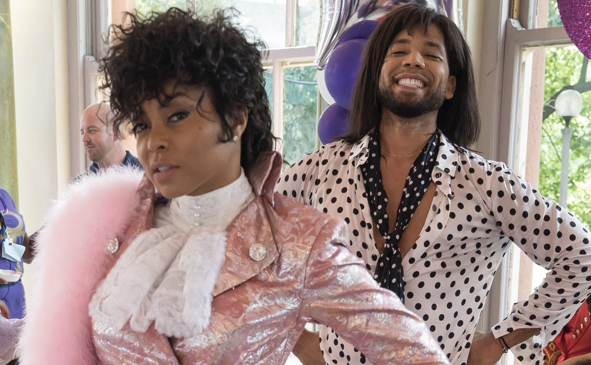 You do NOT want to miss the greatness of our Prince tribute episode to...