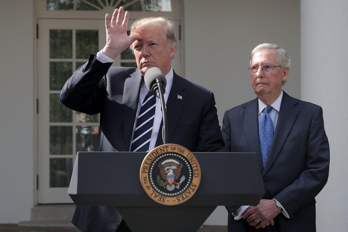 Republican voters feel more connected to Trump than GOP representatives, poll shows https://t.co/CLVKUuXK4e