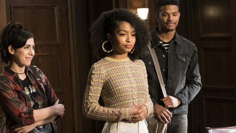 #Blackish spinoff gets January premiere on Freeform https://t.co/UvKYP...