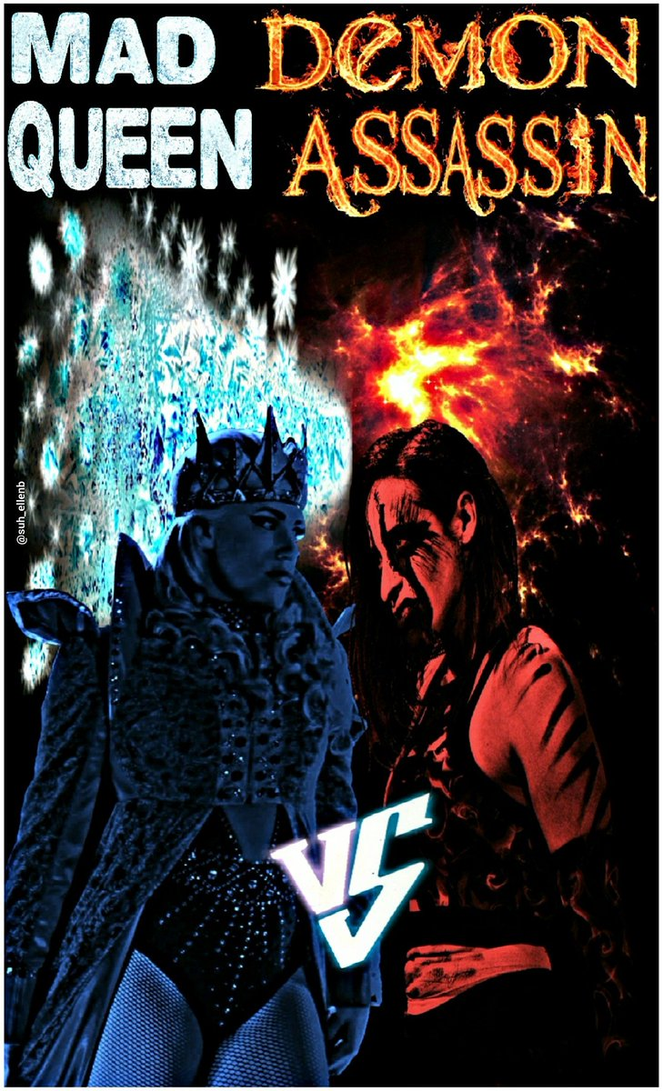 Tomorrow night at #IMPACTonPOP ... #MainEvent Ice  vs Fire   @TheTayaValkyrie @WeAreRosemary<br>http://pic.twitter.com/dVoRTCOre8