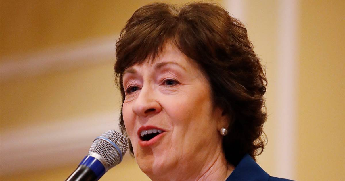 Inside Susan Collins' decision to stay in the Senate https://t.co/PAyP6ZGLfM