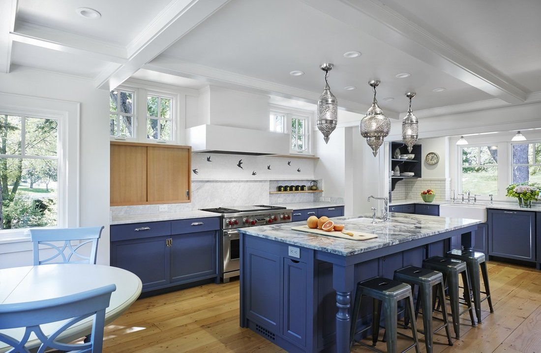 How about these blue #kitchen cabinets?  http://www. prioritywindowvalances.com/phdesign/2016/ 12/06/blue-kitchen-cabinets/ &nbsp; …  #interiordesign #interiors #homedecor #design<br>http://pic.twitter.com/HYoXrz7XWA