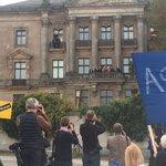 Wir haben die #Sondierungen zw @cducsubt, @fdpbt und @GrueneBundestag begleitet. #pulseofeurope #traudicheuropa
