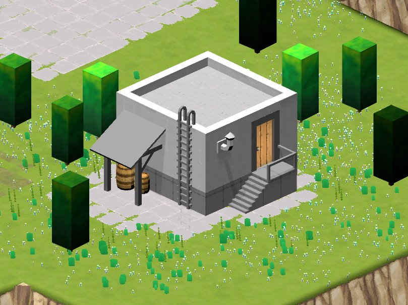 Tiny blocktober? #WIP #gamedev #indiedev #lowpoly #indiegame #Blocktober<br>http://pic.twitter.com/rfVbLgw3in