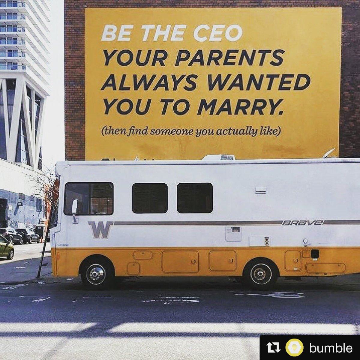 Or marry, have an #entrepreneurialspirit and take a #startup journey together! #WednesdayWisdom<br>http://pic.twitter.com/y5x5QWt9OU
