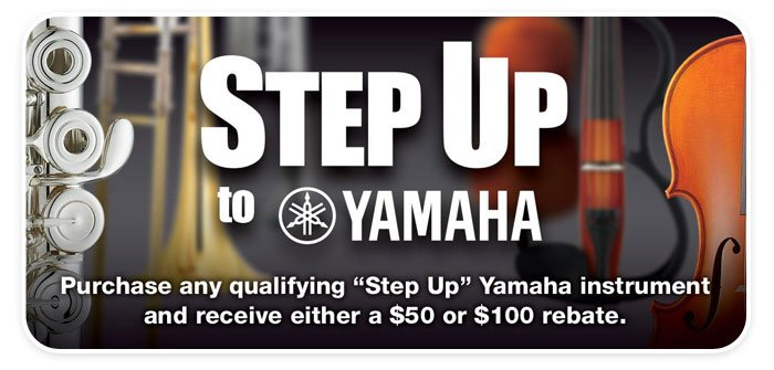 Stop in for a $50-$100 rebate on qualifying model #yamaha #brass or #woodwind #instrument. See  http:// hurstmusic.com  &nbsp;   for details!<br>http://pic.twitter.com/ybS0fLsONR