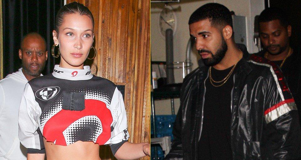 Bella Hadid ve Drake'in gizlice aşk yaşadığı ortaya çıktı - https://t....