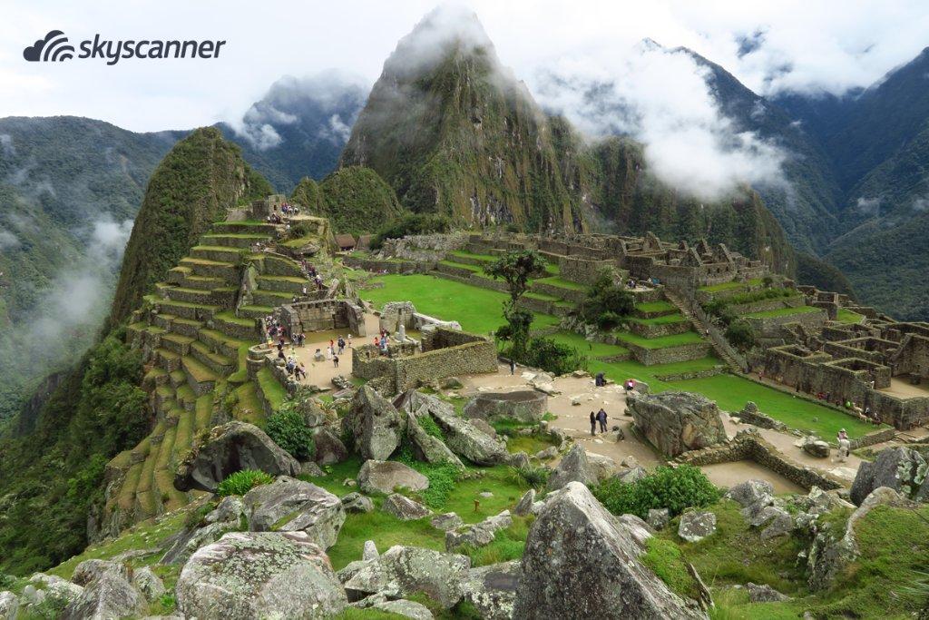 Voos para Lima com um preço super especial. Passagens a partir de R$ 1.013, com as taxas, para março de 2018. https://t.co/aDcXEOorVN