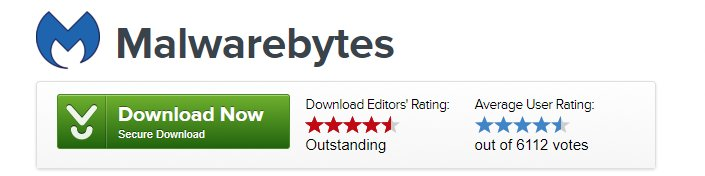 We&#39;ve received a 4.5/5 &#39;outstanding&#39; rating from @CNET for our #Windows product:  https:// blog.malwarebytes.com/malwarebytes-n ews/2017/10/when-an-outstanding-rating-from-cnet-isnt-enough/?utm_source=twitter&amp;utm_medium=social &nbsp; … . #cybersecurity #infosec<br>http://pic.twitter.com/mTAYI6iZyF