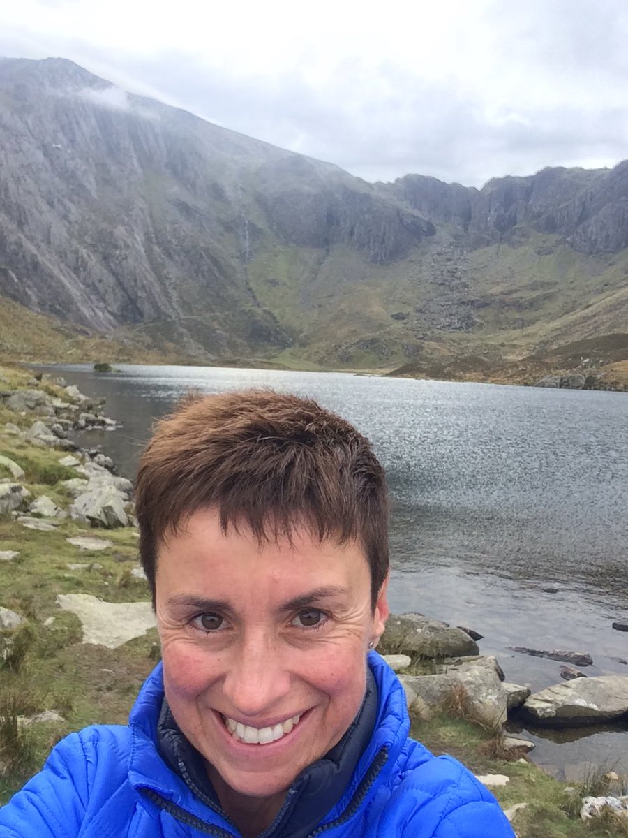 A trip to the mountains to check more trail running routes for clients! #Personaltraining #Ogwen #Snowdonia #TrailRunning #trailrun<br>http://pic.twitter.com/KmO4hIeGVF