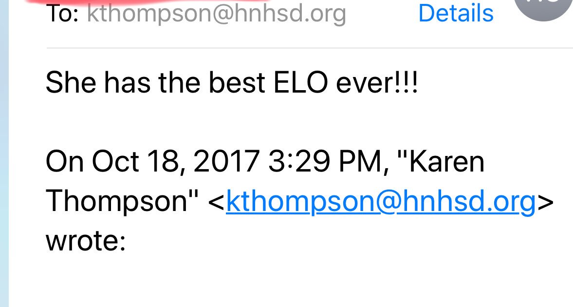 Curious about parent engagement in personalized learning? This is the kind of emails I get from parents. @ReachHigherNH #followyourpassion  <br>http://pic.twitter.com/oJ21ZCrHhe