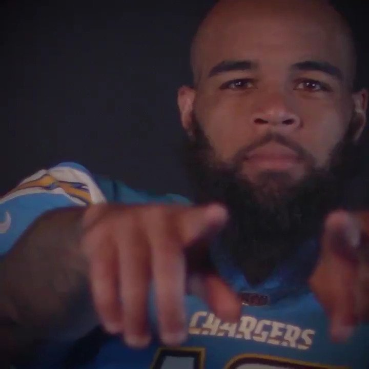 Breaking out the powder blues on Sunday⚡️ https://t.co/sbpx12xizE