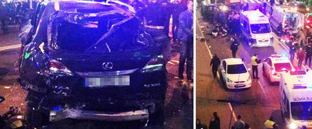 Ukrayna'da araç kalabalığa daldı: 6 ölü, çok sayıda yaralı https://t.c...