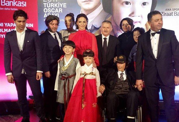 Türkiye'nin Oscar adayı Ayla filminin gala gösterimi yapıldı - https:/...