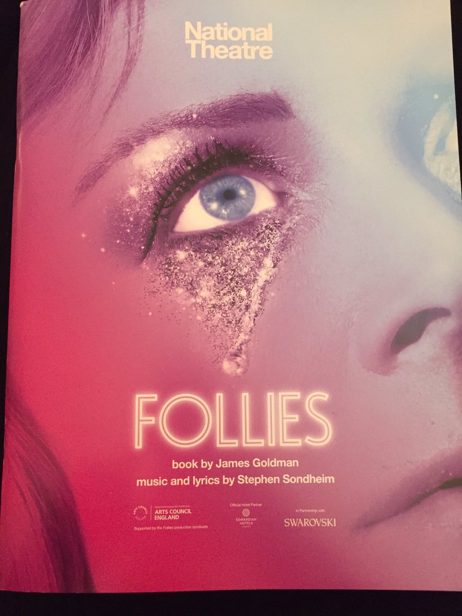 Loved #Follies tonight @NationalTheatre A notoriously difficult show to get right but this production is outstanding!<br>http://pic.twitter.com/c5UZUfy8pu