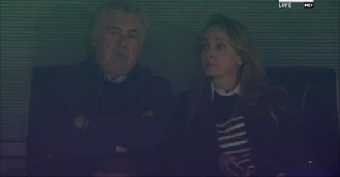 Look where Carlo Ancelotti was spotted https://t.co/vXDLwy0Fvp