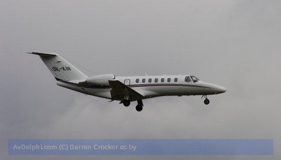 Cessna 550 Citation II #AvDelphi #OKKIN #CESSNA 525B CITATION CJ3 #LSZH  http:// avdelphi.com/i/14247  &nbsp;  <br>http://pic.twitter.com/oNAUQewjHe