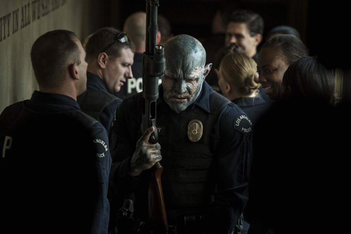 A new featurette explores the world of David Ayer's #Bright:  https://www. empireonline.com/people/will-sm ith/new-bright-featurette-explores-will-smith-joel-edgerton-mismatched-cops/ &nbsp; … <br>http://pic.twitter.com/U3XDVfhjnT