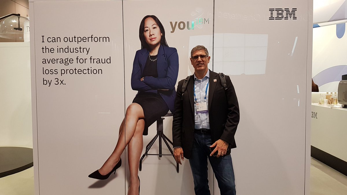 &quot;For me, #Sibos2017 is impressive for how it brings together the power of people and #AI.&quot; -- Doug Barton of #IBM #Sibos @bartond #banking <br>http://pic.twitter.com/xQpKcGUxly
