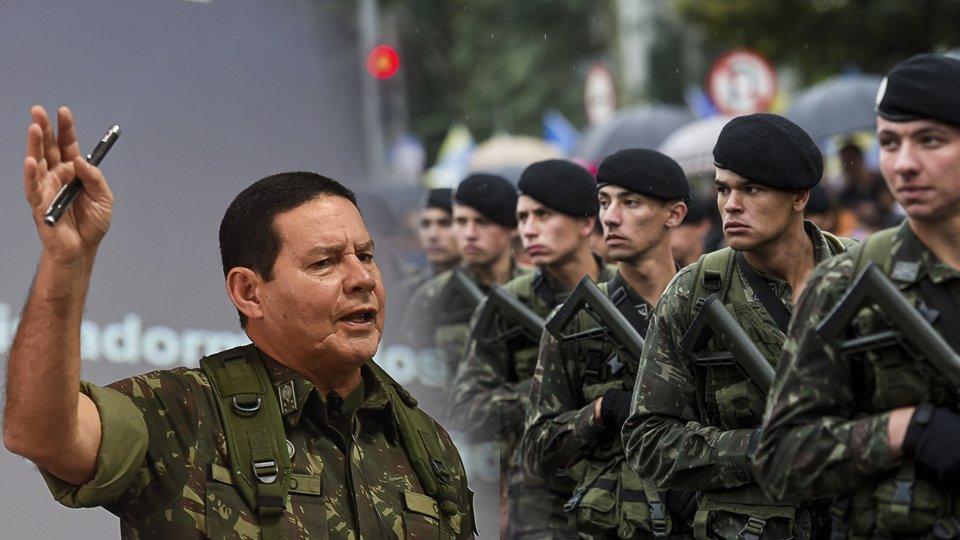 """Uma pausa pra falar da """"Intervenção Militar"""", por Luiz Cláudio de Assis Pereira https://t.co/WAZ6mvuzSf"""