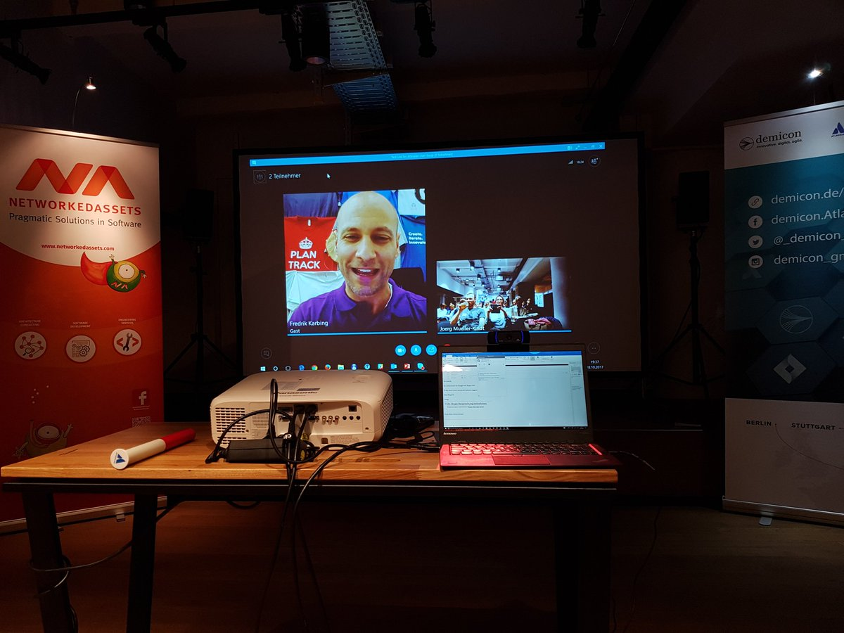 Via Skype live from Stockholm Frederik Karbing about Insight - The @RiadaAB  Approach to #AssetManagement <br>http://pic.twitter.com/gJS8HJXJgs