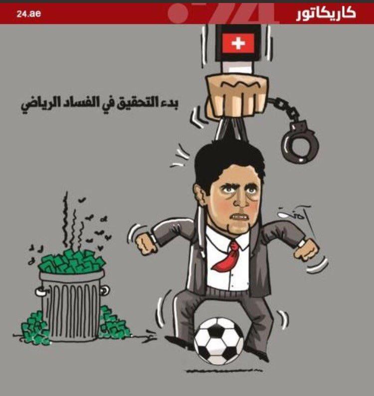 #كاريكاتور24| آمنة الحمادي ترسم: ناصر ال...