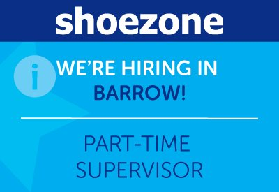 WE&#39;RE #HIRING! To apply, visit  https://www. shoezone.jobs/Search/OurJobs  &nbsp;  , email your CV to recruitment@shoezone.com or ask in store for an application form<br>http://pic.twitter.com/PNJlEC0XGi