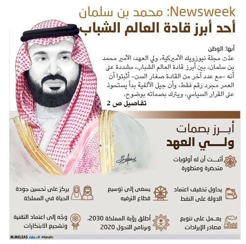 مجلة نيويورك الأمريكية: محمد بن سلمان أح...