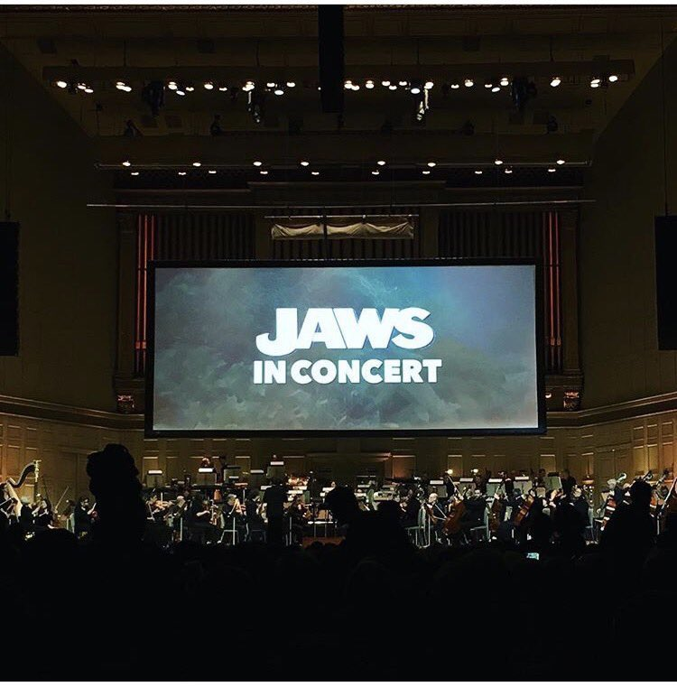 #JawsInConcert this weekend promises to be THE jaws event of the year   http:// bit.ly/2yr27X3  &nbsp;   #jaws #music #shark #london #event <br>http://pic.twitter.com/w3074nWRE2