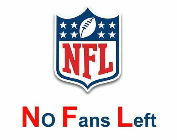 #NFL #NFLBoycott #Budweiser Calling for all to tweet, facebook, instagram,email,.....&quot;I am gone NFL and Advertisers&quot;.  No TV on..no seats..<br>http://pic.twitter.com/N5gQCVk9uM
