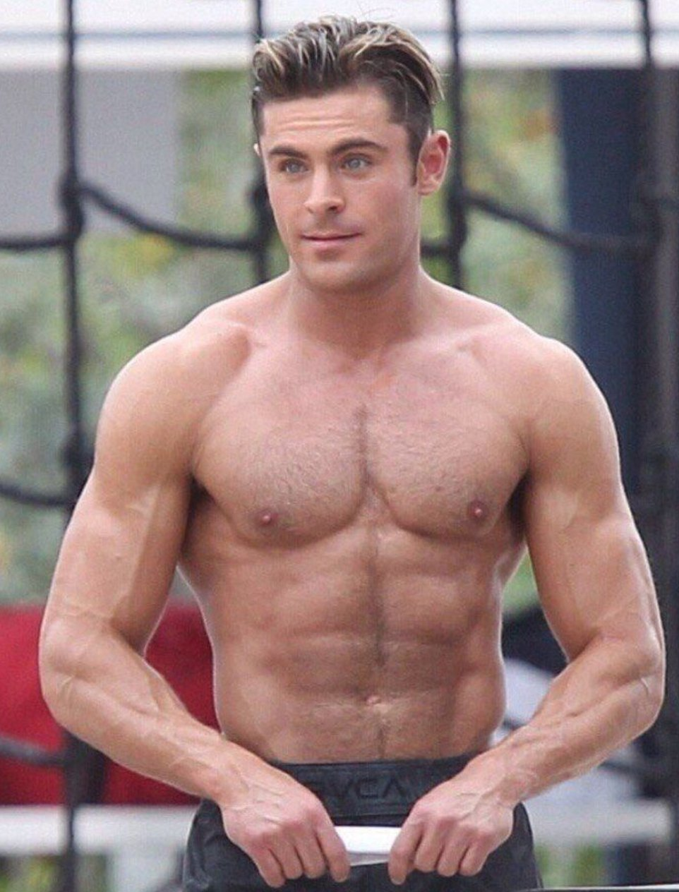 I just wanna say happy birthday to zac efron, my absolute favorite.