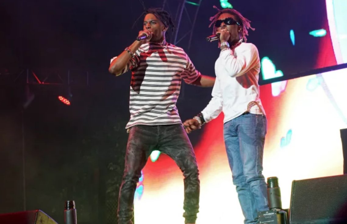 .@LILUZIVERT and @playboicarti are hitting the road together for joint...