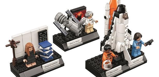 Mulheres da Nasa viram kit da Lego e inspiram pequenas cientistas do futuro https://t.co/CN7cXUQ1ri