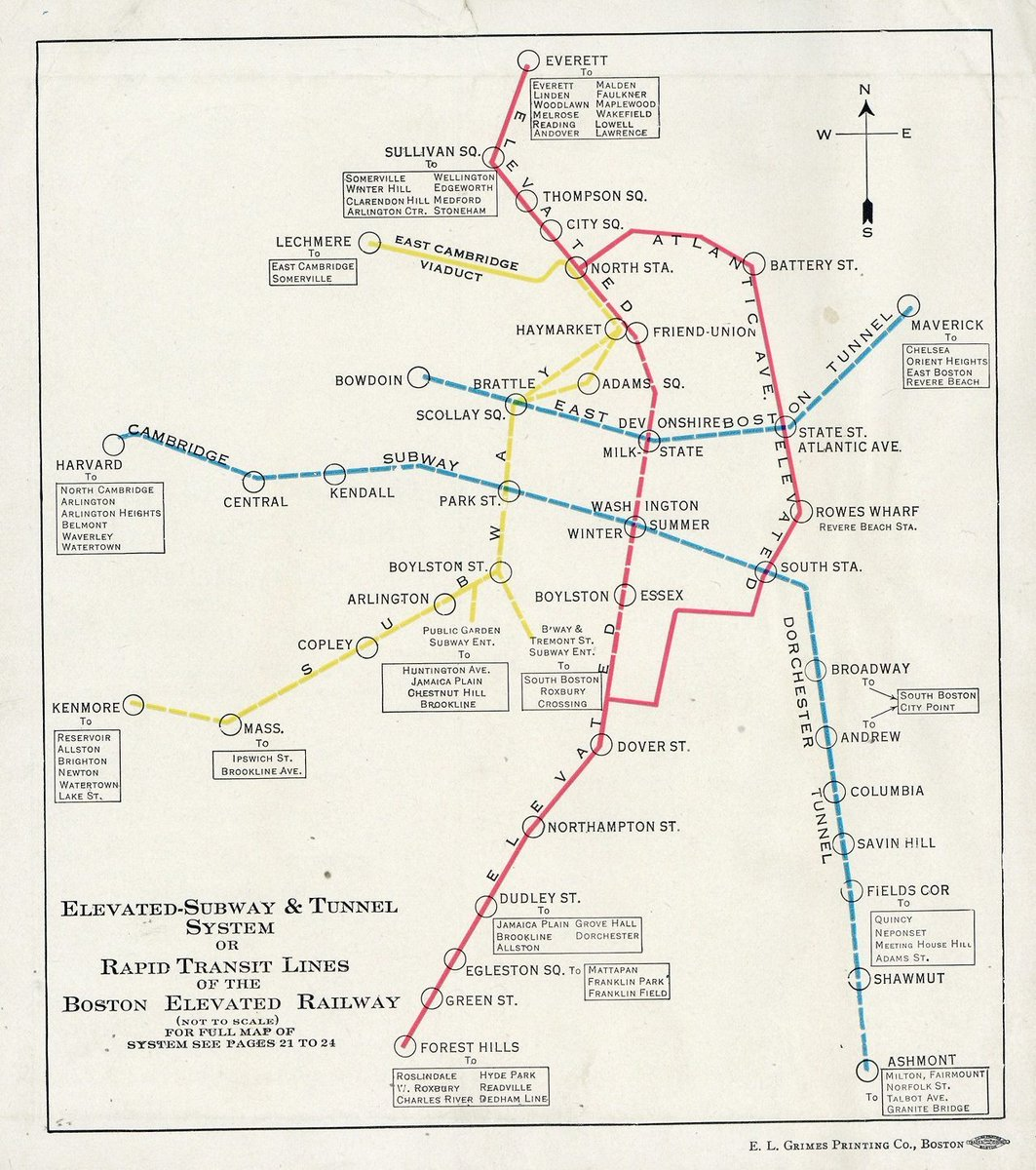 Mbta Subway Map Boston Ma.Bostontweet On Twitter Map Of Boston S Mbta Subway System From