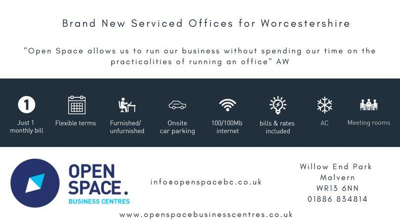 #new, #affordable &amp; #flexible offices available for let near #Worcester, #Malvern &amp; #Hereford.  http:// ow.ly/dIIM30fh4hW  &nbsp;   #MalvernHillsHour<br>http://pic.twitter.com/0Uzr8xD88J