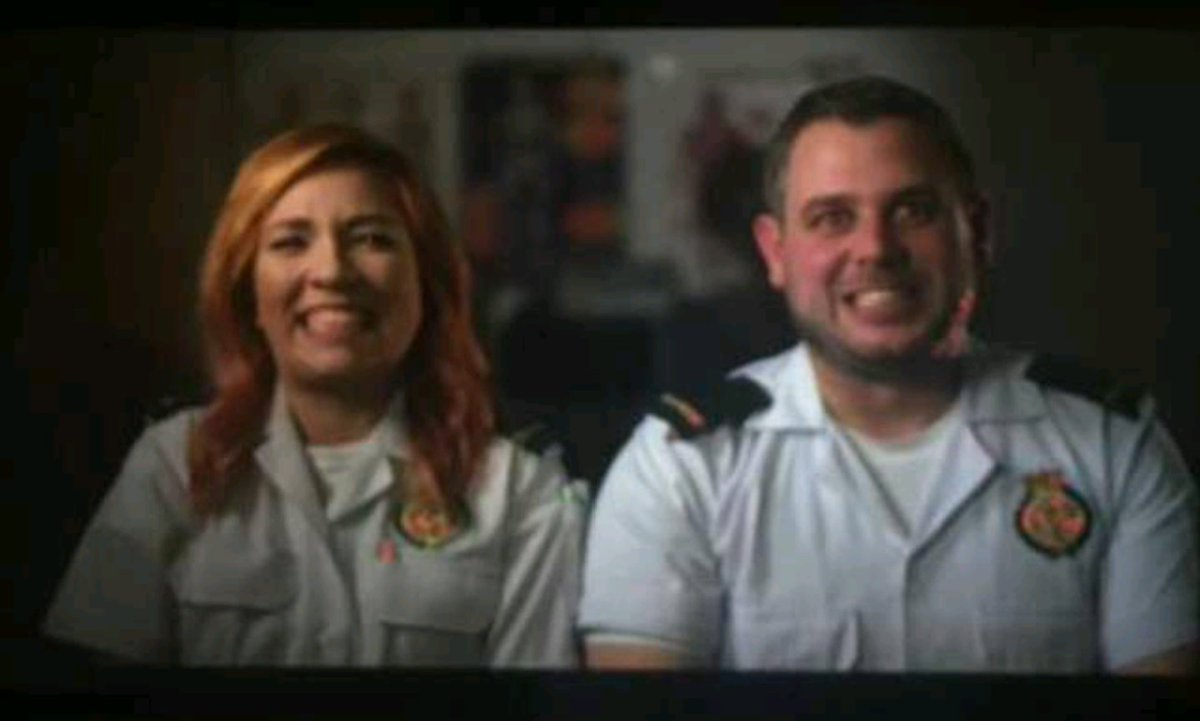 Missing #Ambulance on BBC1? Fear not! There&#39;s more #paramedic action on More4 in half an hour on #999onthefrontline featuring me! #999OTF<br>http://pic.twitter.com/zPeAtXgVHQ