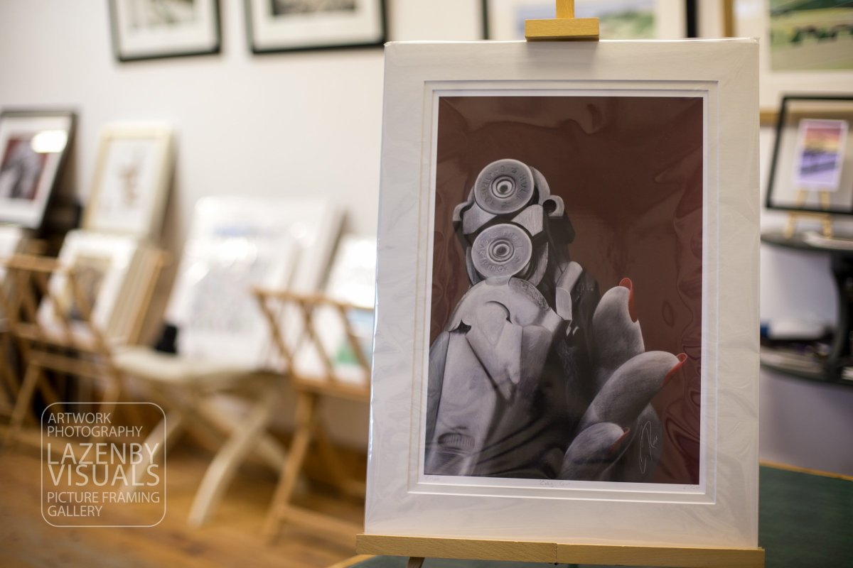 We have lots of #art from #yorkshire, available in our #helmsley #gallery &amp; online -  http://www. etsy.com/shop/lazenbyvi suals &nbsp; …  - #yorkshirehour @VisitHelmsley<br>http://pic.twitter.com/CMe58llYNJ