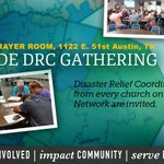 Are you a Disaster Relief Coordinator (DRC)? The Citywide DRC Gathering starts October 19th. Register now! https://t.co/FTPth8RaoG #ADRNTX
