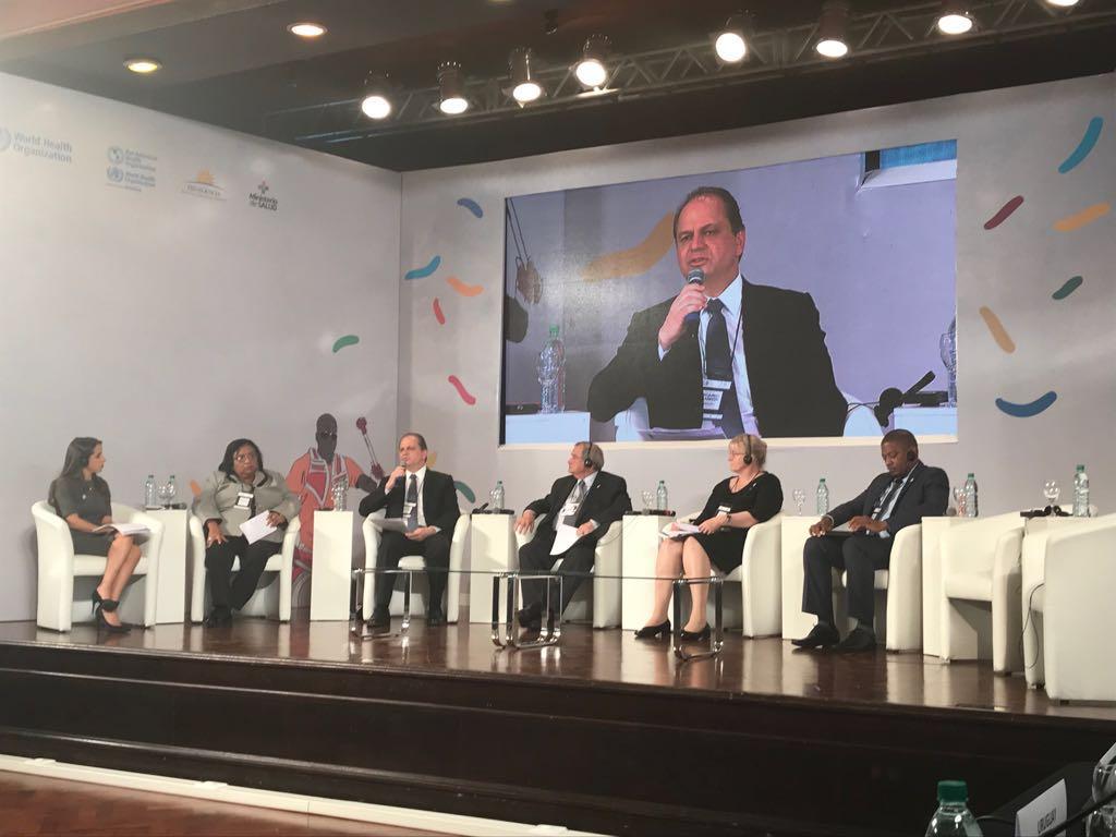 Brasil apresenta experiência no enfrentamento às Doenças Não Transmissíveis. Entenda: https://t.co/f3OTokxFx5