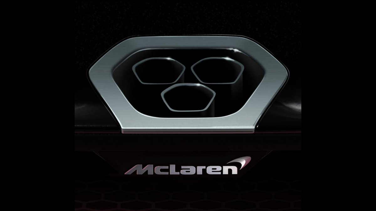 Another new McLaren Ultimate Series hypercar is coming, believed to be...