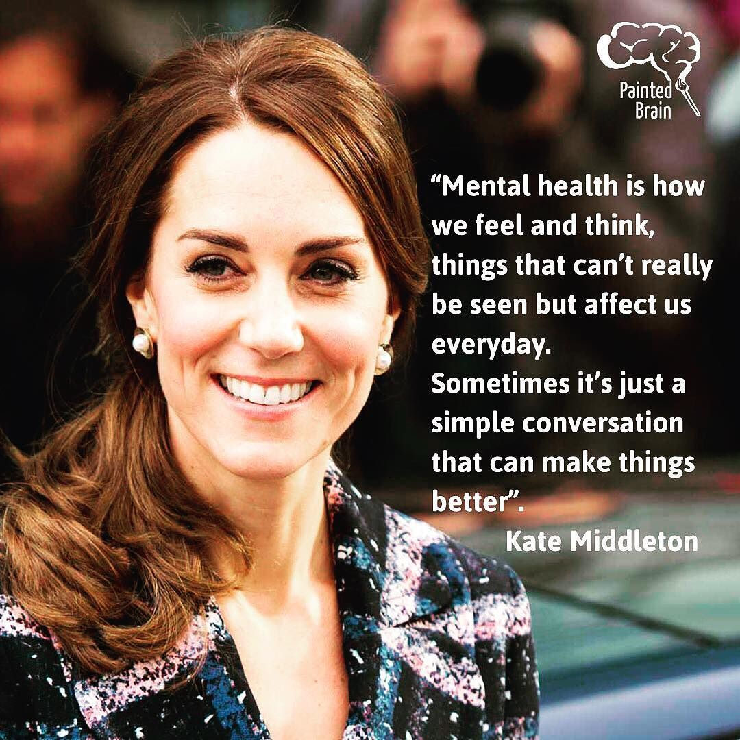 Princess Kate gets in front of the camera to help break the stigma surrounding mental health. . . . #mentalhealth #r… <br>http://pic.twitter.com/qhHU0JJU1U