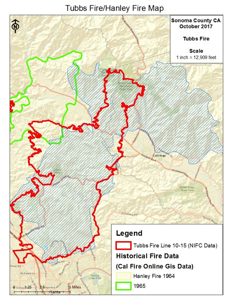 Large Wildfire Map.Rebuild Paradise History Of Wildfires In Camp Fire Footprint