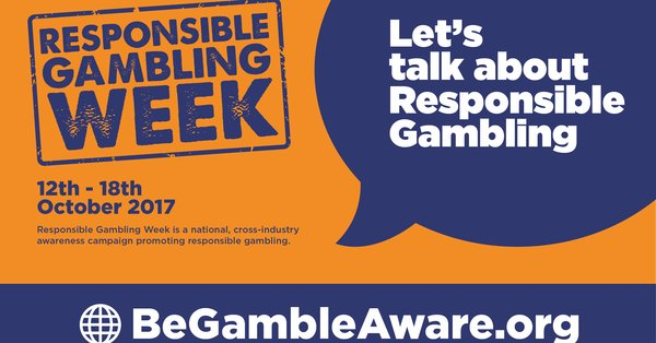 RGWeek18 Responsible Gambling Week 2018 logo