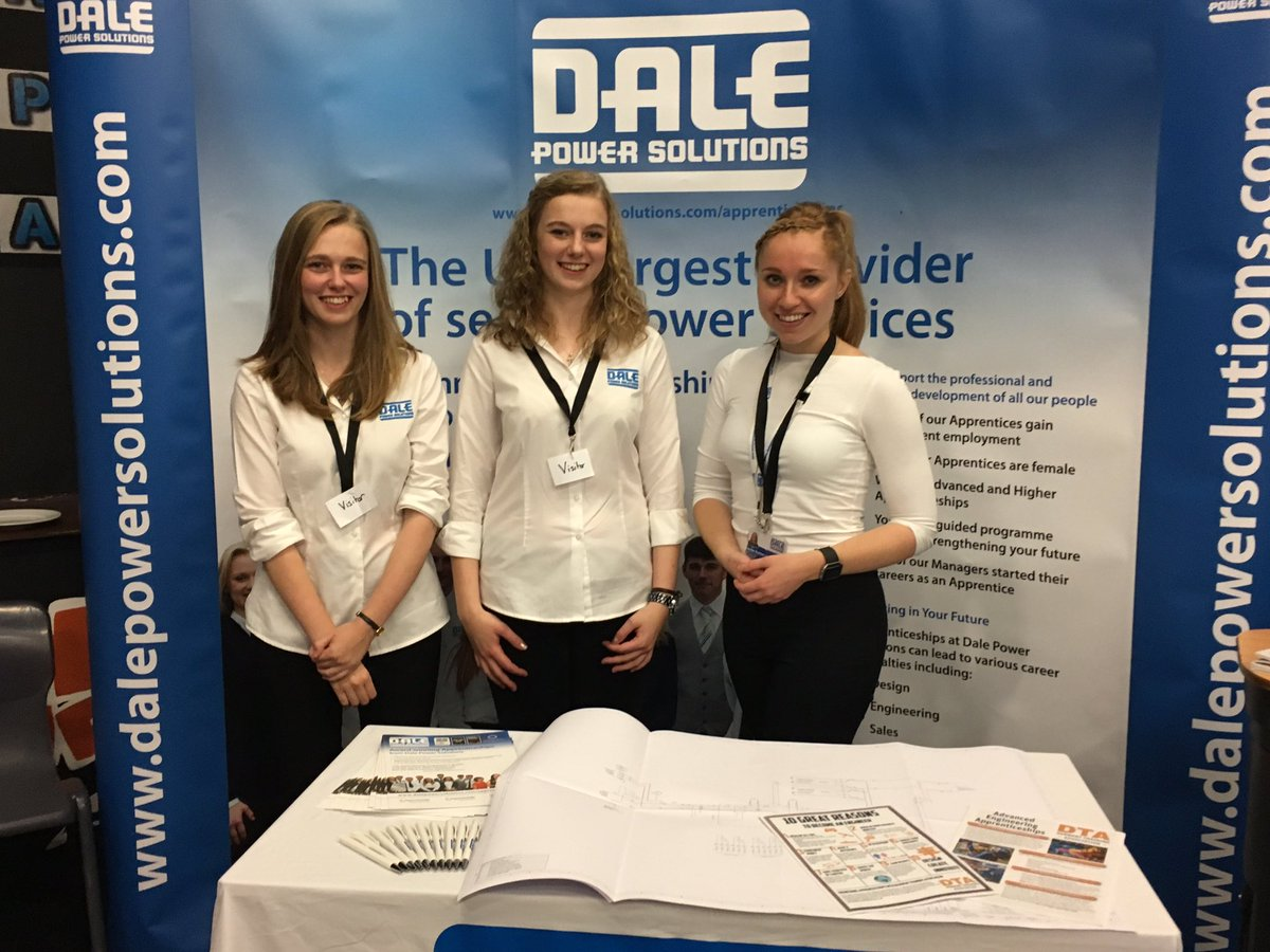 Great to see former @NortonCollege students today representing @DPowersolutions at our careers event #aspire #nortonalumni<br>http://pic.twitter.com/6mwkqWue8S