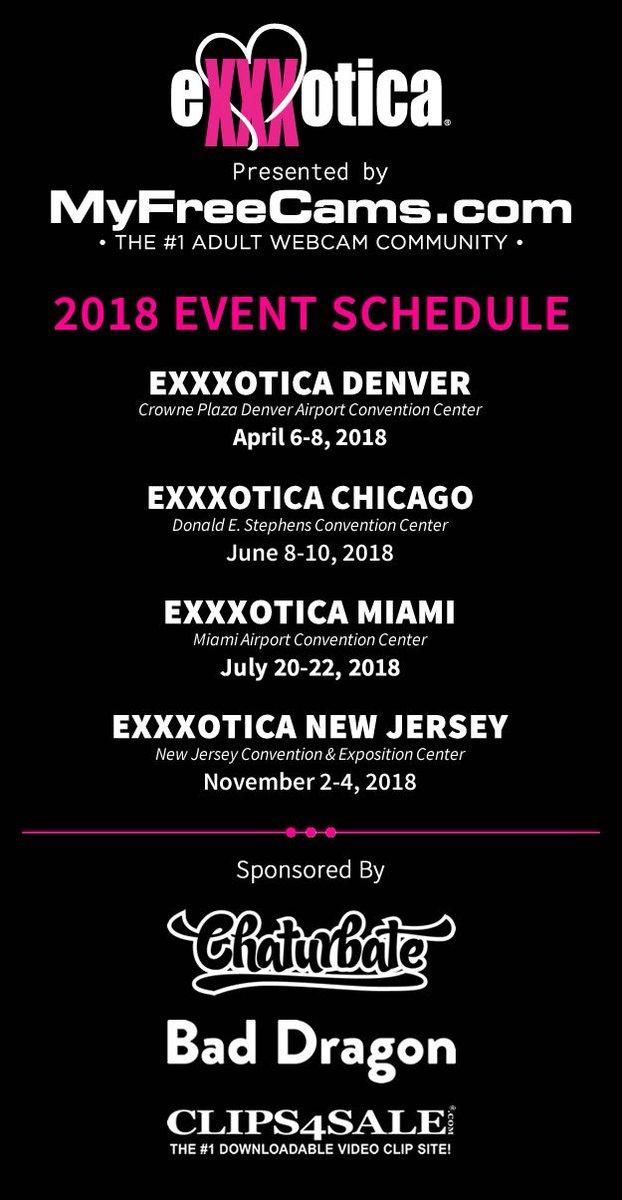 Chicago pornstar convention